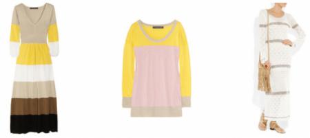 Claudia Schiffer collezione knit