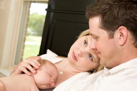 Intimità dopo il parto, quando rinasce il desiderio nella coppia?