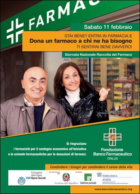 Donare farmaci a chi non può permetterseli: 11 febbraio, Giornata Nazionale di Raccolta del Farmaco
