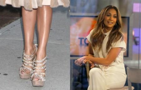 Jennifer Lopez dettagli glamour