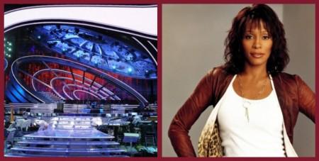 Whitney Houston Sanremo 2012