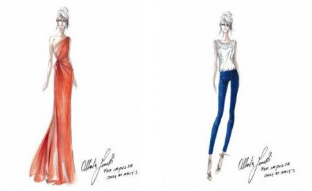 Alberta Ferretti crea una capsule collection low cost per Macy's