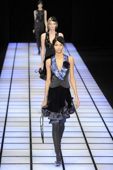 """Armani attacca Prada e Gucci """"Io faccio moda loro belle borse"""""""
