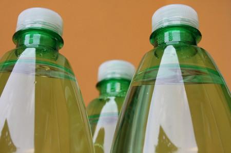 Lavori creativi per bambini, giochi fai da te con bottiglie riciclate