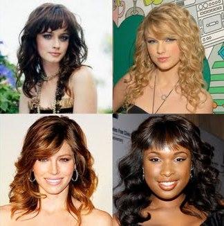 capelli ricci quale frangia scegliere