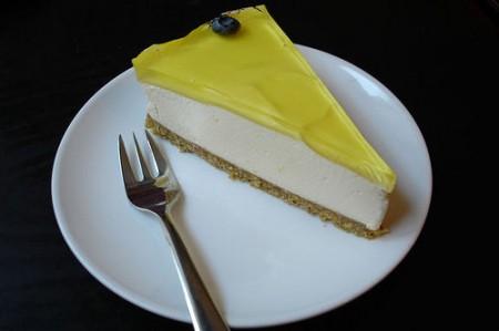 Cheesecake al limone per la festa della donna