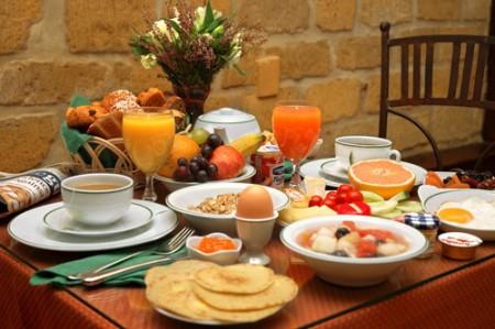colazione 600 calorie