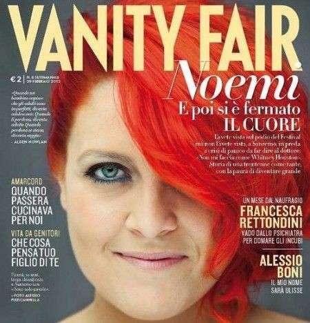 La dieta di Noemi prima di Sanremo 2012, ecco come è dimagrita la cantante