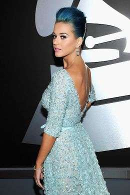 Grammy Awards 2012 Katy Perry