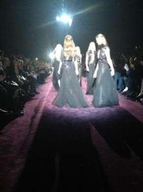 Milano Moda Donna A/I 2012-2013: la sfilata di Gucci [FOTO+VIDEO]