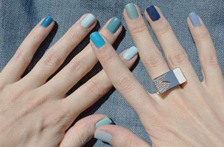 Manicure Ombrè la nuova tendenza in fatto di smalti [Foto]