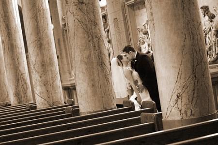Matrimonio fai da te officiato da un amico