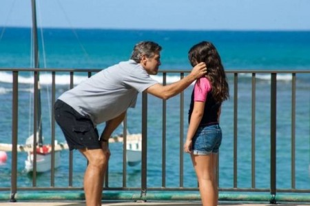 Film in uscita al cinema, The Descendants con un George Clooney da Oscar