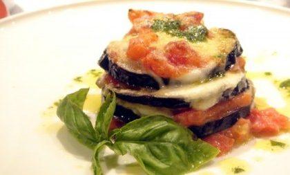 Ricette light con il Bimby, parmigiana di melanzane in versione dietetica