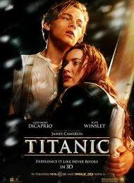 San Valentino 2012, in alcuni cinema l'anteprima della versione 3D del film Titanic