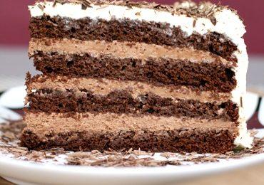 Perdere peso con una fetta di torta al cioccolato