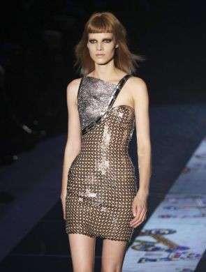 La sfilata di Versace a Milano Moda Donna A/I 2012-13 [FOTO]