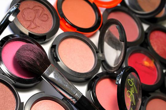 Come scegliere il blush giusto per la propria pelle