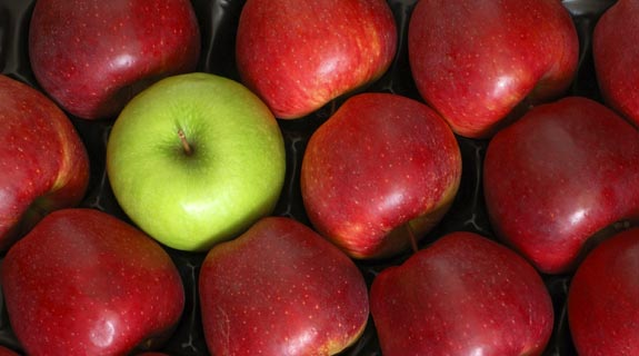 Frutta salute mele