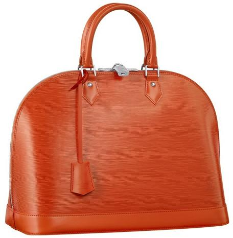 Borse Louis Vuitton, le nuove Alma Epi is Magic dai colori vivaci
