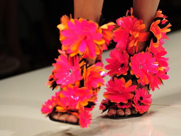 blumarine collezione primavera estate 2012_scarpe