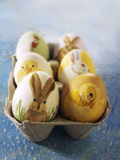 Decora le uova di Pasqua con il decoupage [FOTO]