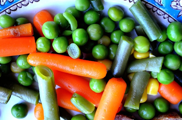 La dieta delle verdure di stagione