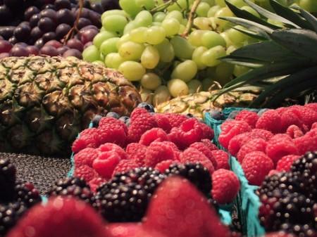 dieta di primavera frutta