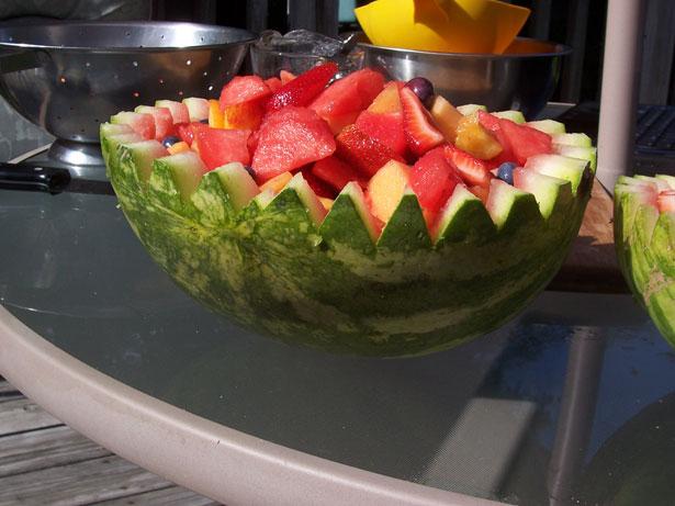 gruppi alimentari frutta