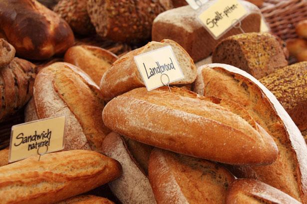gruppi alimentari pane