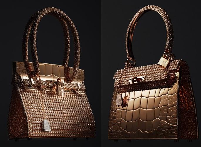 Le it bag di Hermes diventano accessori esclusivi e preziosi