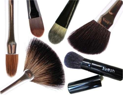I pennelli trucco per un make up perfetto