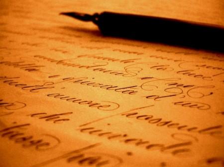 Lettera d'amore di Napoleone a Giuseppina Beauharnais