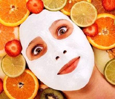 maschere pelle viso