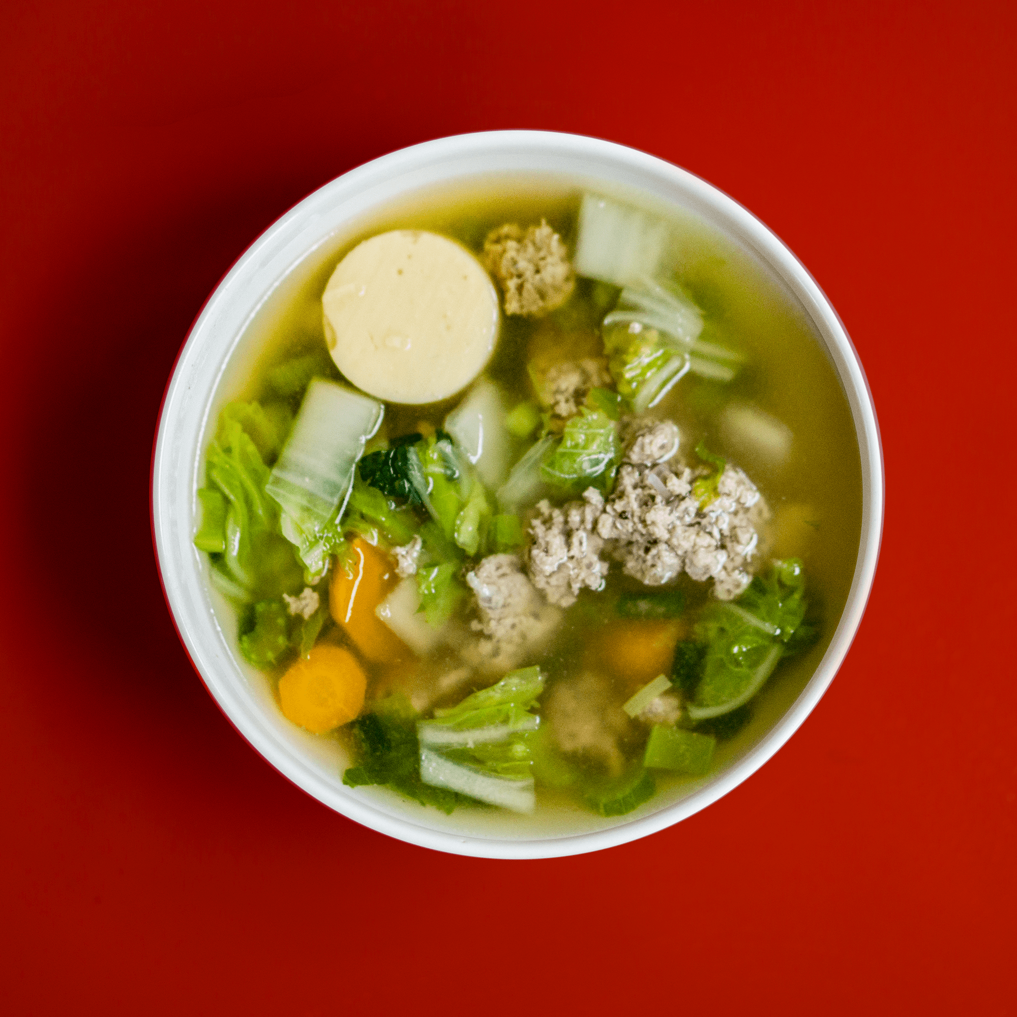 minestrone della nonna ricette