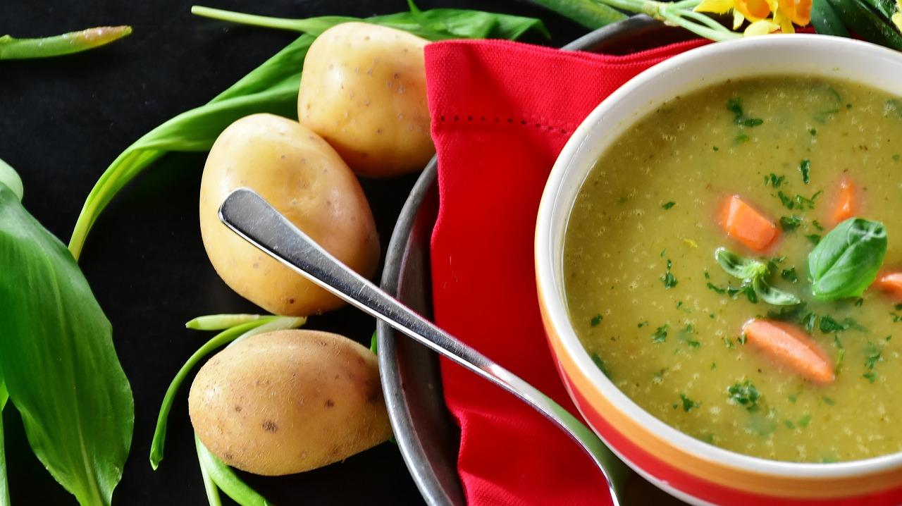 minestrone di campagna ricette dieta