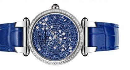 Salvatore Ferragamo: l'orologio Poema ispirato alla Via Lattea in edizione limitata