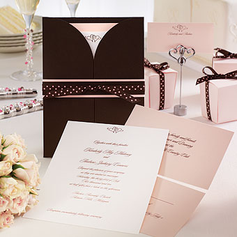 partecipazioni di nozze colorate