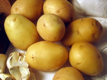 Sali minerali: le patate sono una fonte preziosa