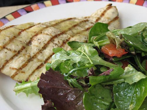 Contro il colesterolo alto è utile mangiare pollo e tacchino
