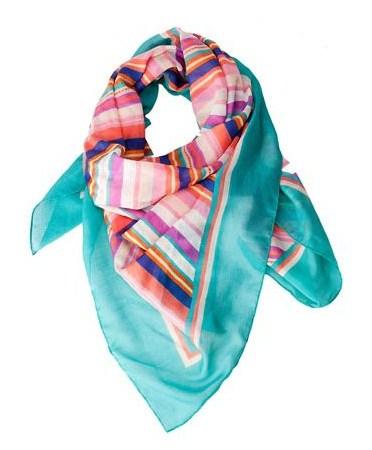 primavera stradivarius foulard colorato