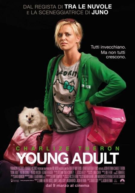Film in uscita al cinema, 'Young Adult', commedia drammatica con Charlize Theron