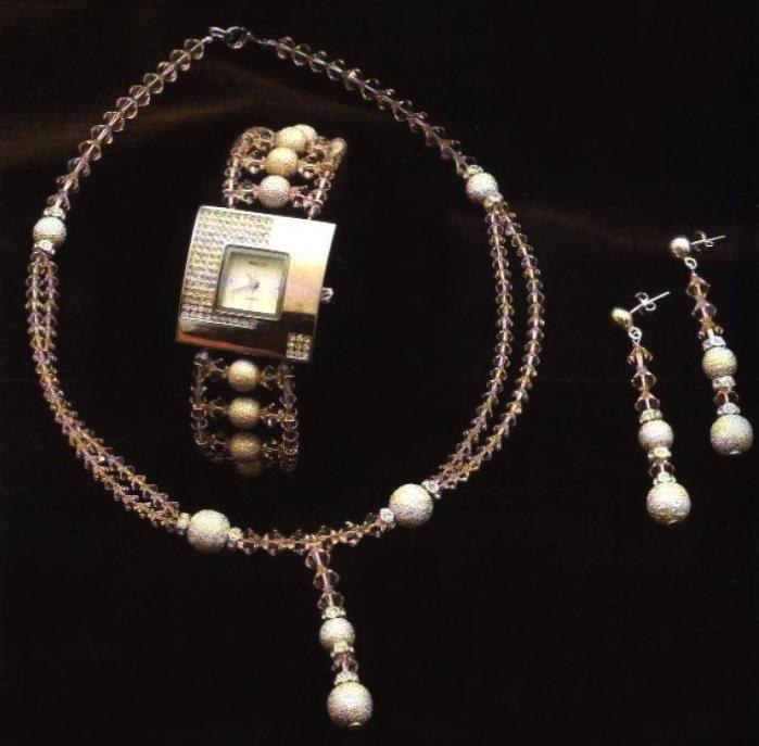 Crea il tuo nuovo bijoux fai da te con perle d'argento