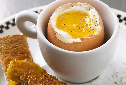 Quando introdurre le uova nell'alimentazione del bambino?