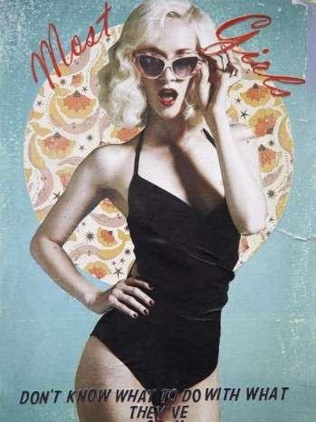 Charlotte Olympia, la nuova campagna pubblicitaria in stile pin up con Portia Freeman [FOTO]