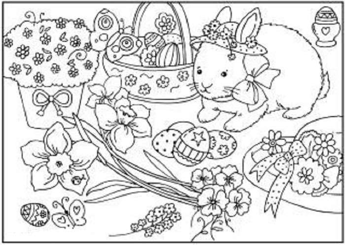 Disegni di Pasqua, i più belli da realizzare con i tuoi bambini [FOTO]