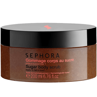 gommage corps au sucre sephora