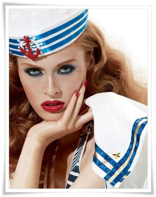 MAC Hey Sailor adv
