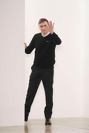 E' ufficiale: Raf Simons è il nuovo direttore creativo di Christian Dior