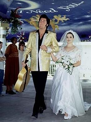 sposarsi a las vegas elvis